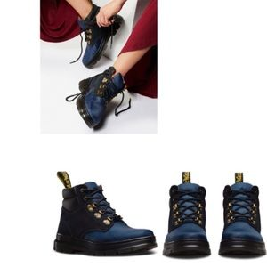 Dr. Martens Rakim Indigo Boots